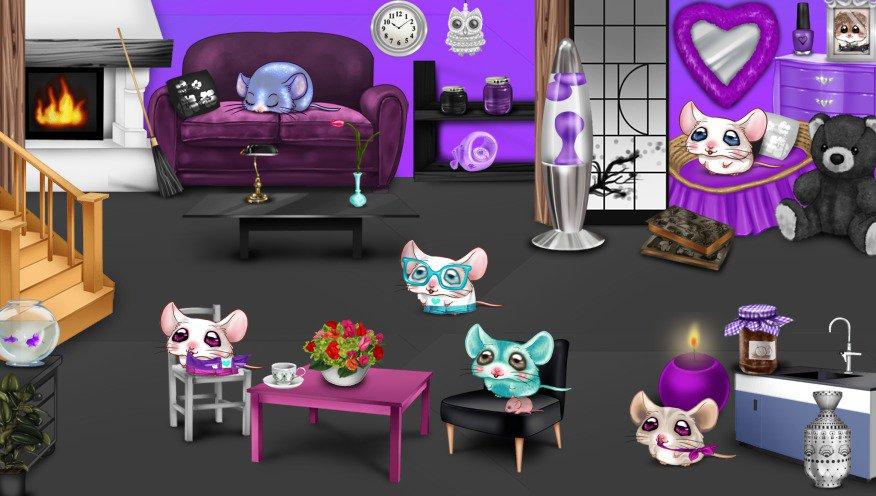 forum les cages les plus appr ci es cette semaine sur cromimi page 1. Black Bedroom Furniture Sets. Home Design Ideas